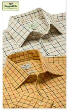 HOGGS OF FIFE PREMIER TATTERSALL SHIRT (CC)
