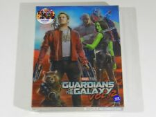 GUARDIANS OF THE GALAXY VOL 2 (3D+2D BLU-RAY) STEELBOOK KIMCHIDVD #008/700