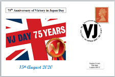 2020 75th anniversary victory in japan vj day ww2 wwii postal card #3