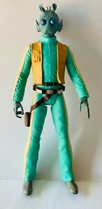 GREEDO Star Wars Large Tall Action Figure Toy Jakks Pacific 2014 45cm G1