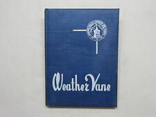 1958 MAUMEE VALLEY COUNTRY DAY SCHOOL YEARBOOK TOLEDO OH OHIO