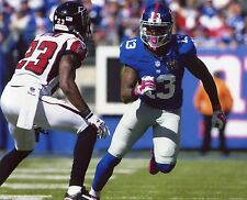 ODELL BECKHAM JR. NEW YORK GIANTS 8X10 SPORTS PHOTO (EE)