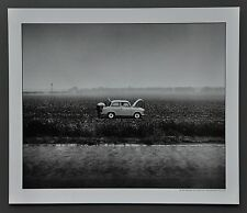 Raymond Depardon Ltd. Ed. Photo Print 35x30 Saxony Germany 1990 Sachsen Leipzig
