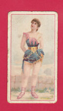 COPE BROS. & CO. LTD. - EXTREMELY RARE BEAUTIES ' PAC ' CARD - NO. 11   -  1898