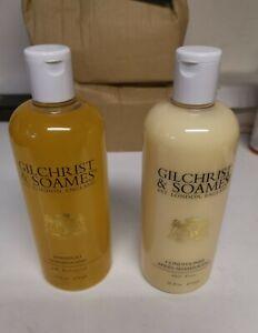 Gilchrist & Soames ph balanced Shampoo 473ml plus oil free conditioner 473ml new