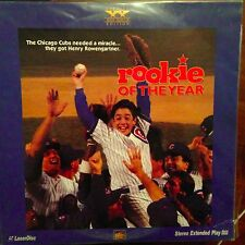 Rookie Of The Year  - LASERDISC  Buy 6 for free shipping