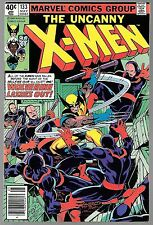 X-MEN #133 9.0 VF/NM CLASSIC BYRNE WOLVERINE COVER