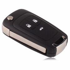 3 Button Remote Flip Key Uncut Shell Case Enclosure for Holden Cruze Trax Barina