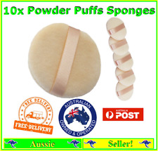 10x Small Makeup Sponge Powder Puff puffs Pads Foundation Cosmetic Tool NEW