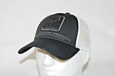 Simms Fly Fishing Bass Icon Trucker Mesh Snapback Hat Cap in Black Osfm