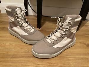 Zara Men Yeezy Style High Top Sneakers