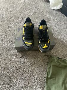 mens valentino trainers size 8.5
