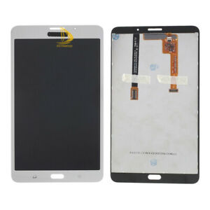 For Silver Samsung Galaxy Tab A 7.0 2016 SM-T285 LCD Display Touch Screen #NEW
