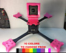 Emax Hawk 5 Upgrades GoPro Session Mount ARM GUARDS Vtx SMA Or AXII Unify 3D FPV