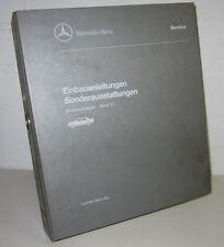 Werkstatthandbuch Mercedes Benz Sonderausstattung 170 SLK 202 C-Klasse 210 215