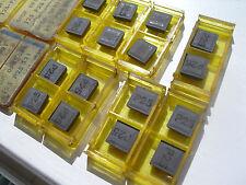 16 SANDVIK Carbide Tips spgf 09 03 04 125 (P 25) (spgf090304 090304 spgf321 321