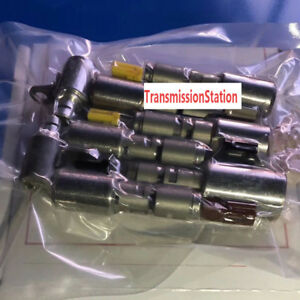 New MDSA Transmission Solenoids For Acura TLX 15-17 2.4L
