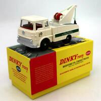 Atlas Dinky toys 434 Bedford TK CRASH TRUCK With Fully Operating Winch Diecast