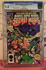 Marvel Super Heroes Secret Wars #6 CGC 9.8