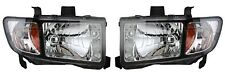NEW Left & Right Genuine Headlights Headlamps Pair Set For Honda Ridgeline 06-08