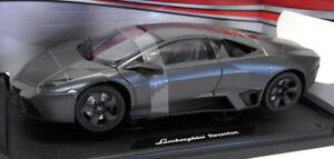 Motormax 1/18 Scale diecast - 79155 Lamborghini Reventon Matt Grey