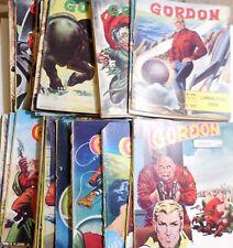 LOTTO FLASH GORDON SPADA 32 NUMERI ANNI 60 (LEGGI DESCRIZIONE)