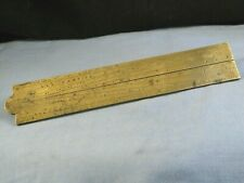 More details for french antique brass antique 12
