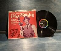 The Untouchables TV Show Original Music Soundtrack LP VG+ 1960 Nelson Riddle
