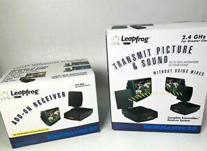 Terk Leapfrog Wireless Picture and Sound Transmitter LF-20S w Add On Receiver