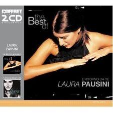 """Laura PAUSINI """"Best of, the/PRIMAVERA in drei"""" 2 CD NUOVO"""