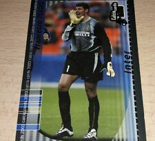 CARD CALCIATORI PANINI 2003 INTER TOLDO CALCIO FOOTBALL SOCCER ALBUM