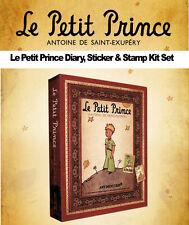 LE PETIT PRINCE DIARY, STICKER & STAMP KIT SET