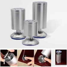 Durable Metal Furniture Legs Adjustable Table Foot Antiskid Cabinet Foot Pads