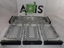Menge von 5 HP Festplatte Fach Transportgestell 8.9cm SAS SATA 2F10A-01 Foxconn