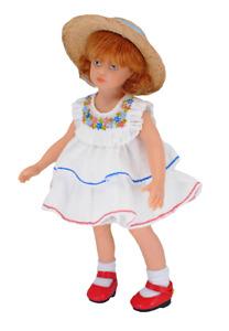 Boneka Anna Heidi Plusczok Doll Special Edition Traditional Kids