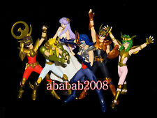 Bandai SAINT SEIYA gashapon figure Part.5 ( full set of six figures )