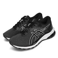 Asics GT-1000 9 D Wide Grey Black White Women Running Shoes Sneaker 1012A695-020