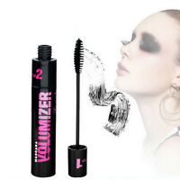 4D Double Effet Waterproof Black Mascara Fiber Eyelash Extension Curling Length