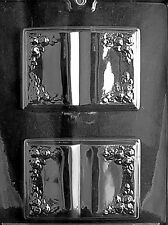 OPEN BOOK BIBLE mold Chocolate Candy communion confirmation baptism christening