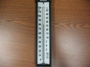WIKA TI.901 Glass Thermometer 9010602004WI  w/ No Well