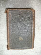 ANTIQUE DIE BIBEL GERMAN HOLY BIBLE - 1903 - BOOK