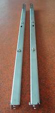 Split Screen Stainless Steel Door Top Base Bars (Pair)