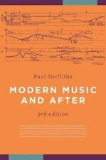 Modern Music and After-ExLibrary