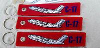 C - 17 Globemaster  3er SET Remove Before Flight  /Avion / YakAir