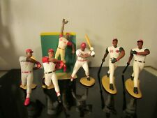 MLB Starting Lineup Figures SLU LOT REDS LARKIN MORGAN GRIFFEY~