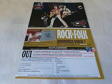 QUEEN - Publicité de magazine / Advert LIVE AT THE BOWL !!!!!!!