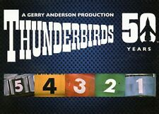 Thunderbirds 50 Years      Individual Trading Cards