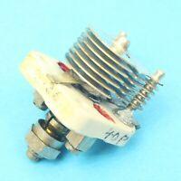 Condensateur variable ARENA CV ajustable mesuré 4/40 pF stéatite lames alu