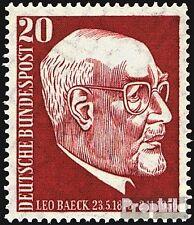 BRD (BR.Duitsland) 278 (compleet.Kwestie) postfris 1957 Leo Baeck