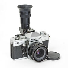Praktica LTL3 with DDR Carl Zeiss Jena Tessar 2.8/50mm mount M42 No.120339